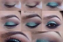 Make up galore!