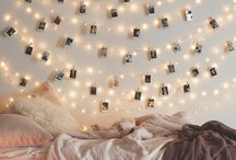 Decor - indoor string lights