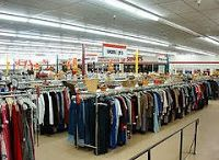 Thirft stores shopping