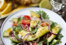 Summer Barbie / Food, BBQ recipes, salads and cooking inspiration for your next barbeque  #livethedream