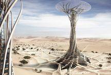 пустынный мир