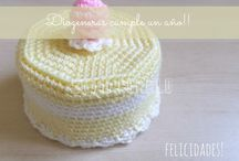 Amigurumi crochet / by Mareike Henken