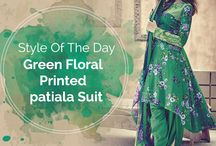 Patiala Suits / Shop for designer Punjabi patials suits at the Lashkaraa online shopping portal at affordable prices. We offer the latest embroidered Punjabi salwar kameez and dresses.