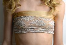 Golden Champagne / New collection SPRING/SUMMER 2015 New lace combination...
