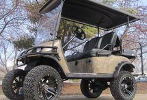 EZ GO & Garia Golf Carts