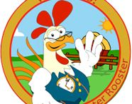 Mister Rooster / Mister Rooster is a fun children's website FREE www.misterrooster.com  See you there!
