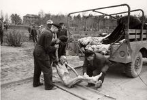 2nd world war / Images of WW2. I don't add comments to pictures, I assume no personal knowledge of people or events and any information under any of the pictures is second hand.  / by Shana Sinclair