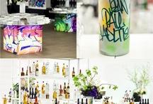 Graffiti party ideas