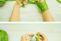 handarbeit Stricken