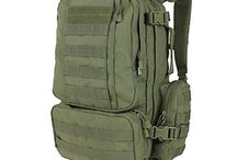Camping Hacks / Camping gear that includes bags, backpacks and tactical apparel and accessories