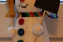 snehuliačik