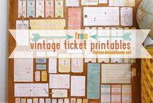 Printables / by Kelly Holcomb