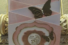Multi Fold and Shaped cards / by Gale Whitaker