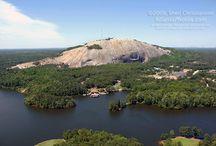 Atlanta Aerials / Assorted aerial photography of the Atlanta area.