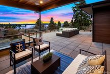 Outdoor Spaces by Seattle Staged To Sell