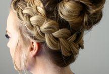 &hair&