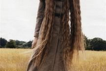 long hair. / by Parlour & Juke