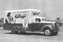 Delivery truckd/vans