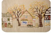 Fabric Story Quilts / by Gloria Ulloa