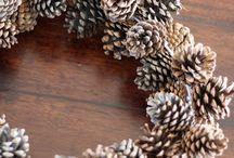 kozalak (pinecone) diy