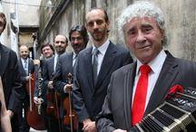 Musica Tango / Este tableero esta creado con la intencion de estudiar las orquestas de tango, y los autores de las mismas, es decir solo entrevistas y canciones de las orquestas.