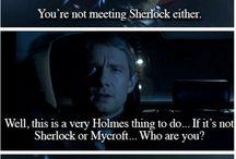 Sherlock AU
