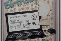 Laptop creatable kaarten