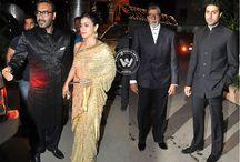 Celebs at Raghav Sachar-Amita Pathak's wedding