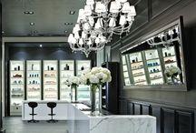 wnętrza salonów kosmetycznych