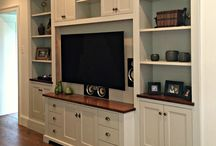 wall unit front lounge