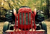 John Mark Loves Tractors / by Melissa Horner