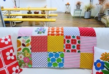 --Quilts-- / I want to make one sometime.