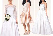 Création robe de mariée