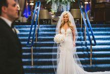 Blush + Gold Romantic Chicago Wedding at the Drake Hotel