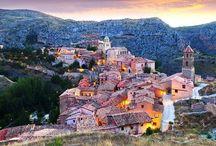 Pueblos con encanto España