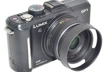 My digital photo gear - present