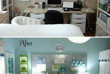 ~ Office Design Ideas & Inspiration ~