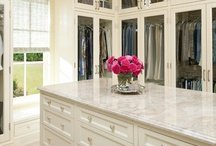 adorn me: closets / A place for everything. Everything in its place.