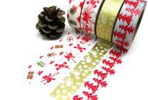 WASHI ideas / Pictures are from internet. Not me.