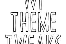 wordpress + web / by Dani Magestro - Wicked Charm