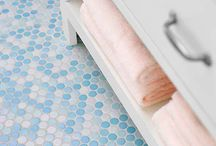 Decorative Tiles / A look at all the different types and colors of tiles available.