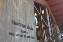 Branciforte Branch Library / Our Branciforte Branch Library located at 230 Gault Street Santa Cruz, CA 95062-2599 / by Santa Cruz Public Libraries