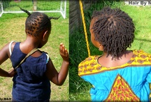 African hair styles / by Claudine Richardson