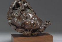 AMERICAN POSTWAR SCULPTURE / Sculpture were integral to American postwar era.