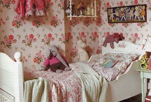 Girls Room / by Gwen Loe-Orozco
