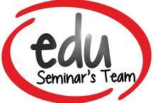 Edu Seminar's Team