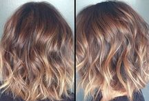 Warm Ombre / Warmer tones of ombre