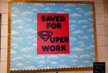 Superhero THeme / by Missy Leydens