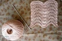 lace stitch crochet
