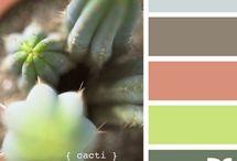 Colour | Palette / colour palettes for inspiration